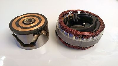 cb750 stator and rotor