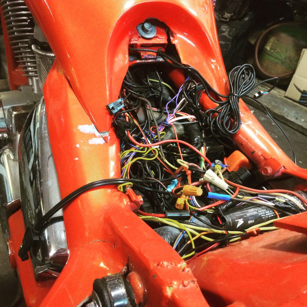 Motorcycle Wiring Best Tips And Tricks Motorcyclemd Harness Fire Issues