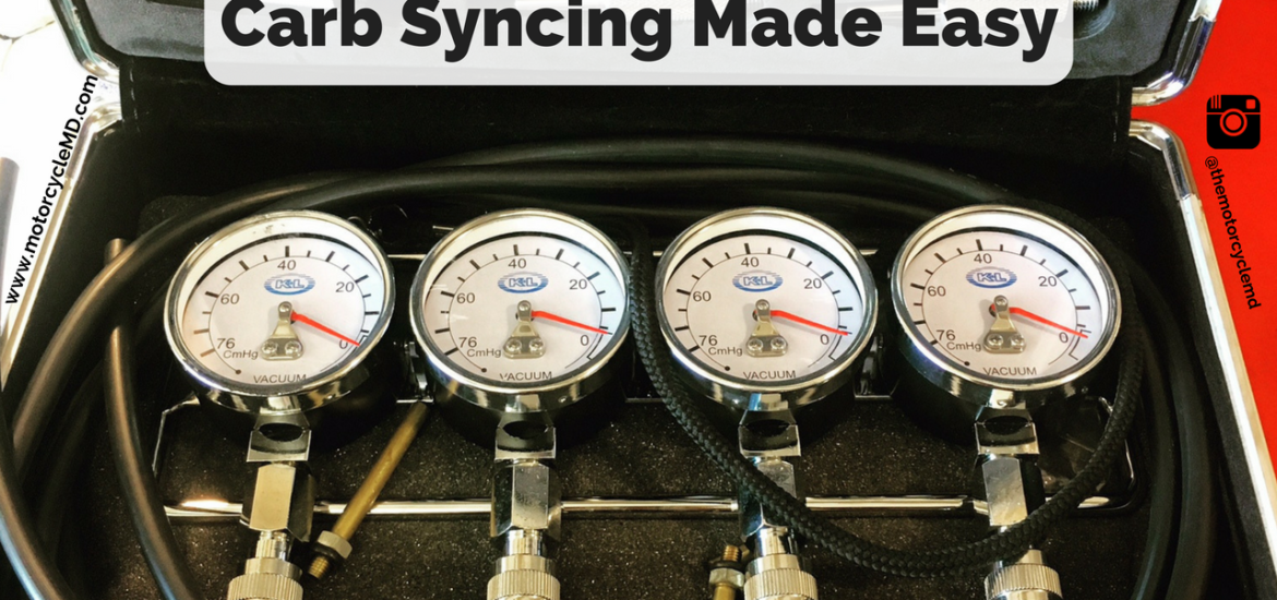 Carburetor Synchronizing: Fine Tune your Carburetors
